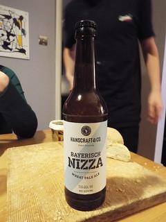 Hanscraft  Co, Bayerisch Nizza Wheat Pale Ale, Germany