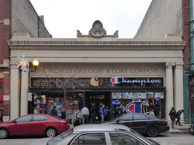 Chicago, IL Wicker Park, Panasonic DMC-ZS50