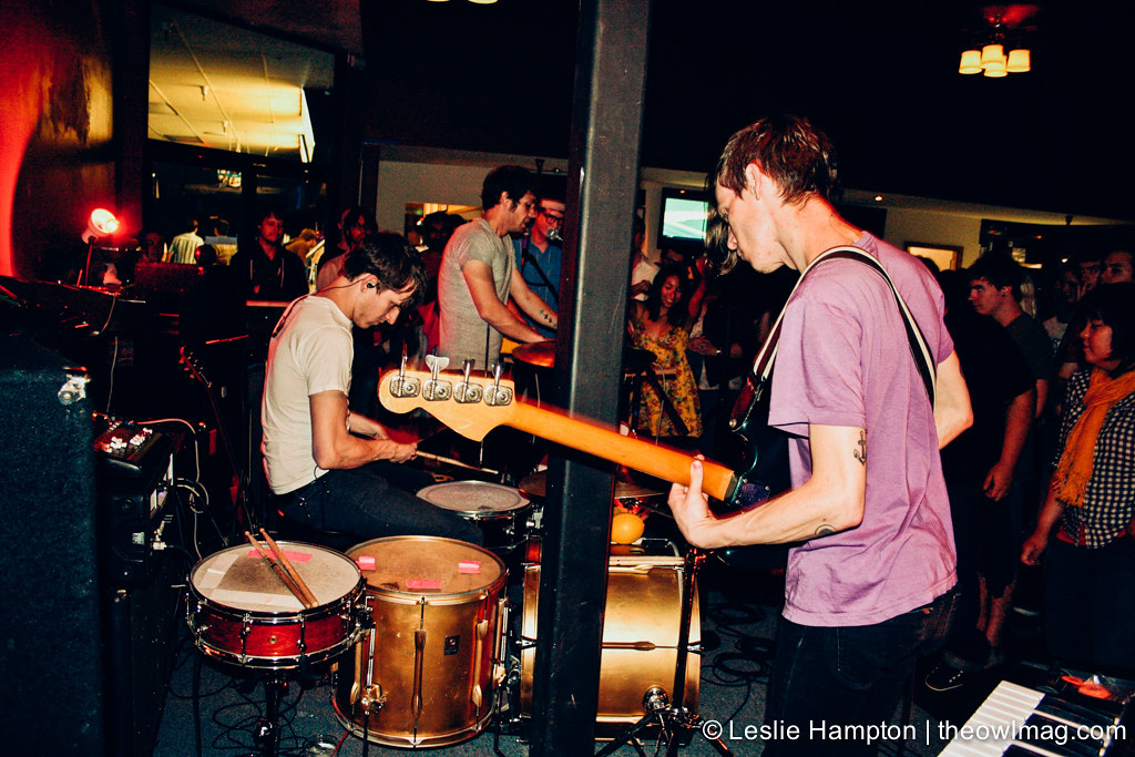 STRFKR at the Xbar