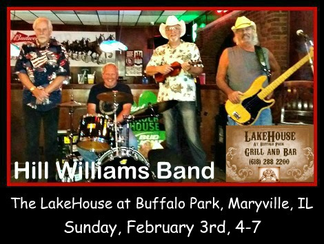 Hill Williams Band 2-3-19
