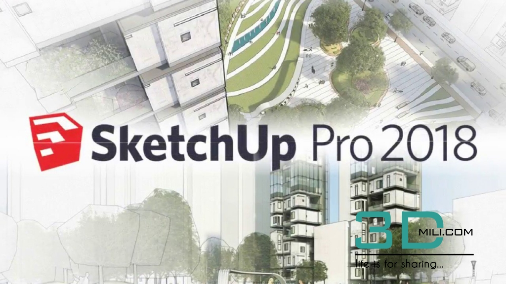 SketchUp Pro 2018 v18 0 16975 + Plug-ins Pack Free Download