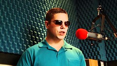 Cam McKirdy Turns Up Radio