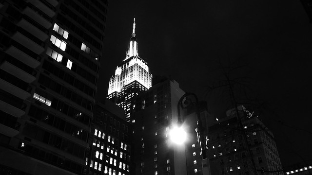 Episode 20 (Empire State Bldg B&W)