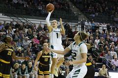 Homecoming Womens Basketball-8