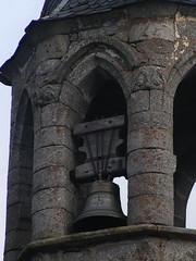 20080907 31806 1008 Jakobus La Chaze de Peyre Kirche Glocke_K_01a - Photo of Prinsuéjols