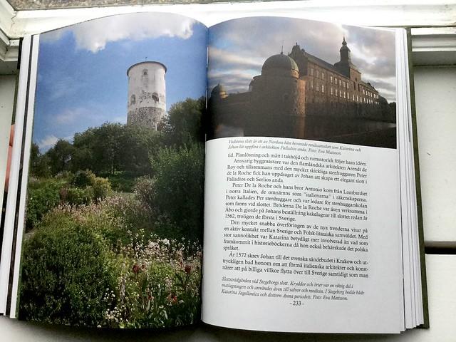 Furstinnan – Stegeborgs slottsträdgård, Vadstena slott