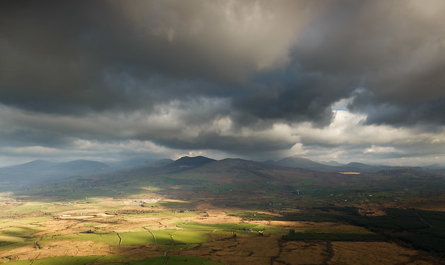 The Promised Land - Western Snowdonia from Bwlch Mawr