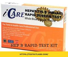 Hep B Rapid Test Kit