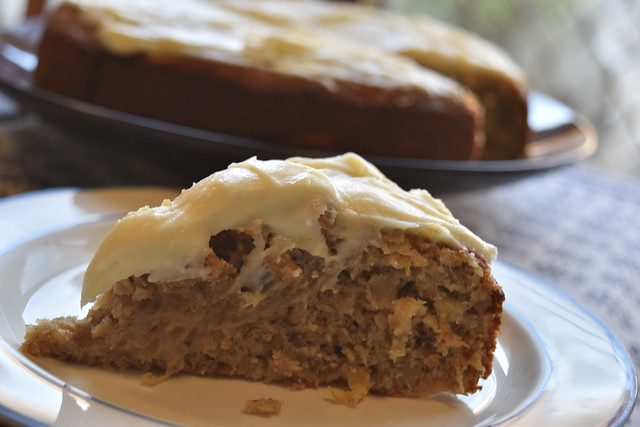 Hilary's hummingbird cake