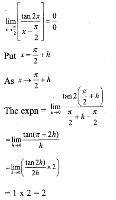 Plus One Maths Model Question Papers Paper 3A7