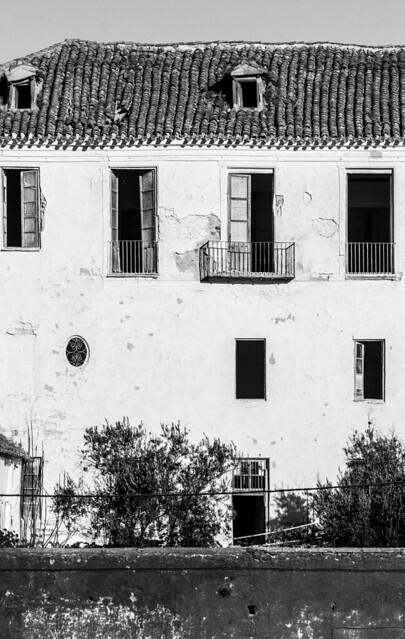 Spain - Granada - Alhama - Castle