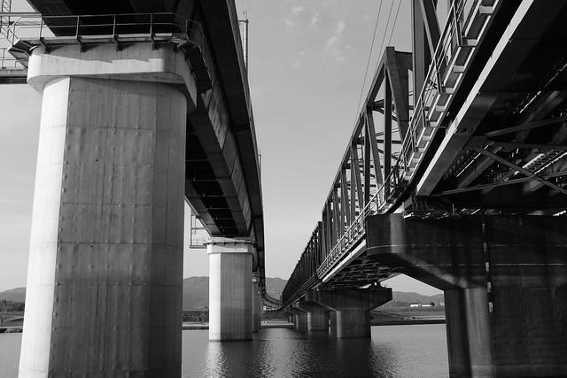 筑後川橋梁