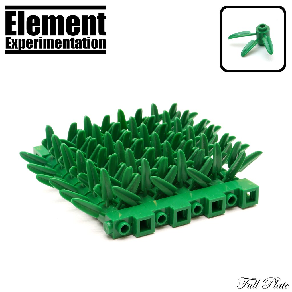 Element Experimentation: Bamboo Grass