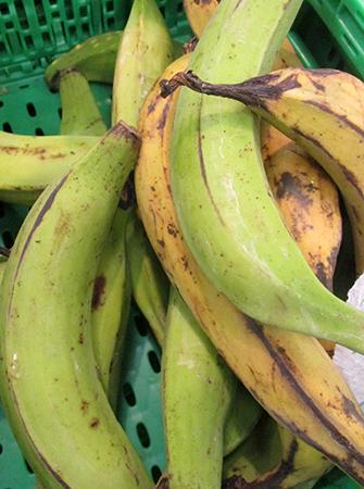 ECUADOR Platano (quasi... banana...), Canon IXUS 160