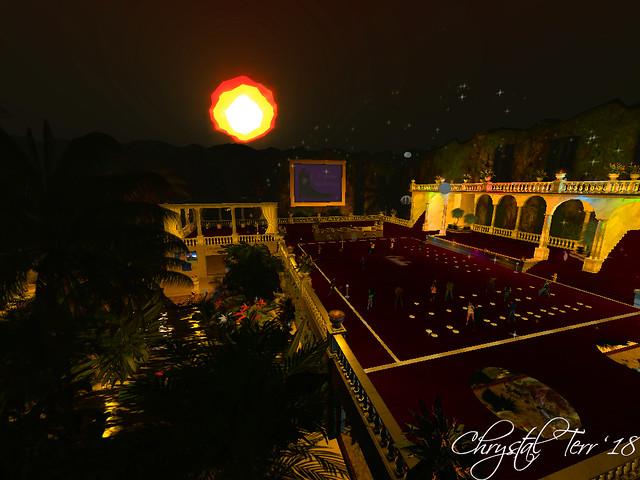Etosha ballroom