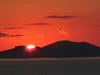 Amorgos, západ slunce nad Egejským mořem, foto: Petr Nejedlý