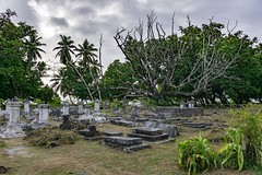 la digue graveyard