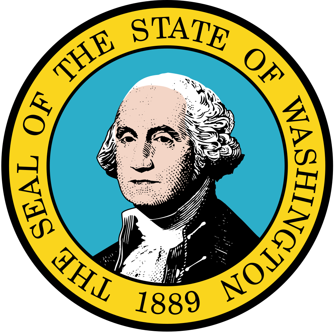 Seal of the State of Washington