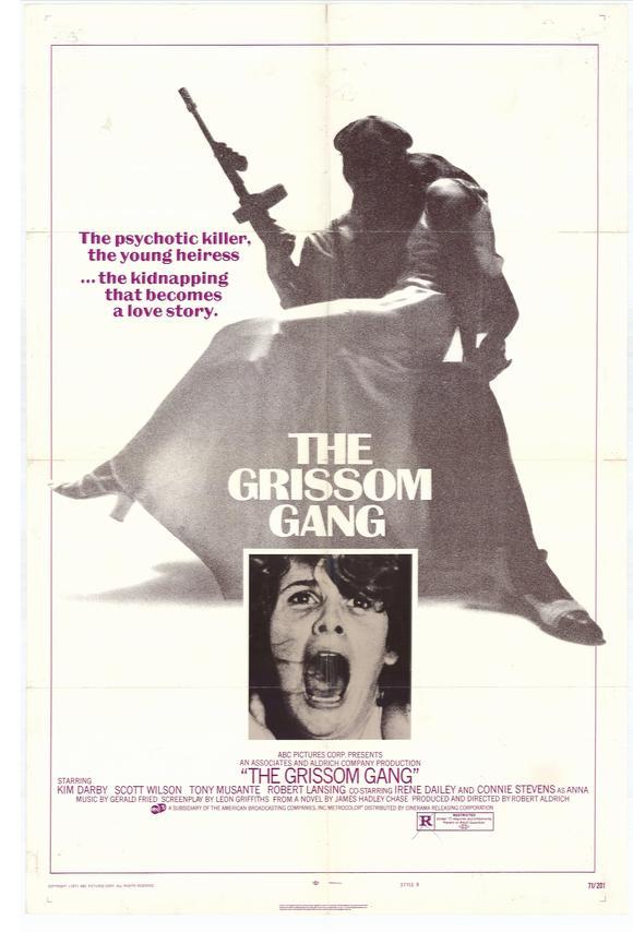 The Grissom Gang - Poster 6
