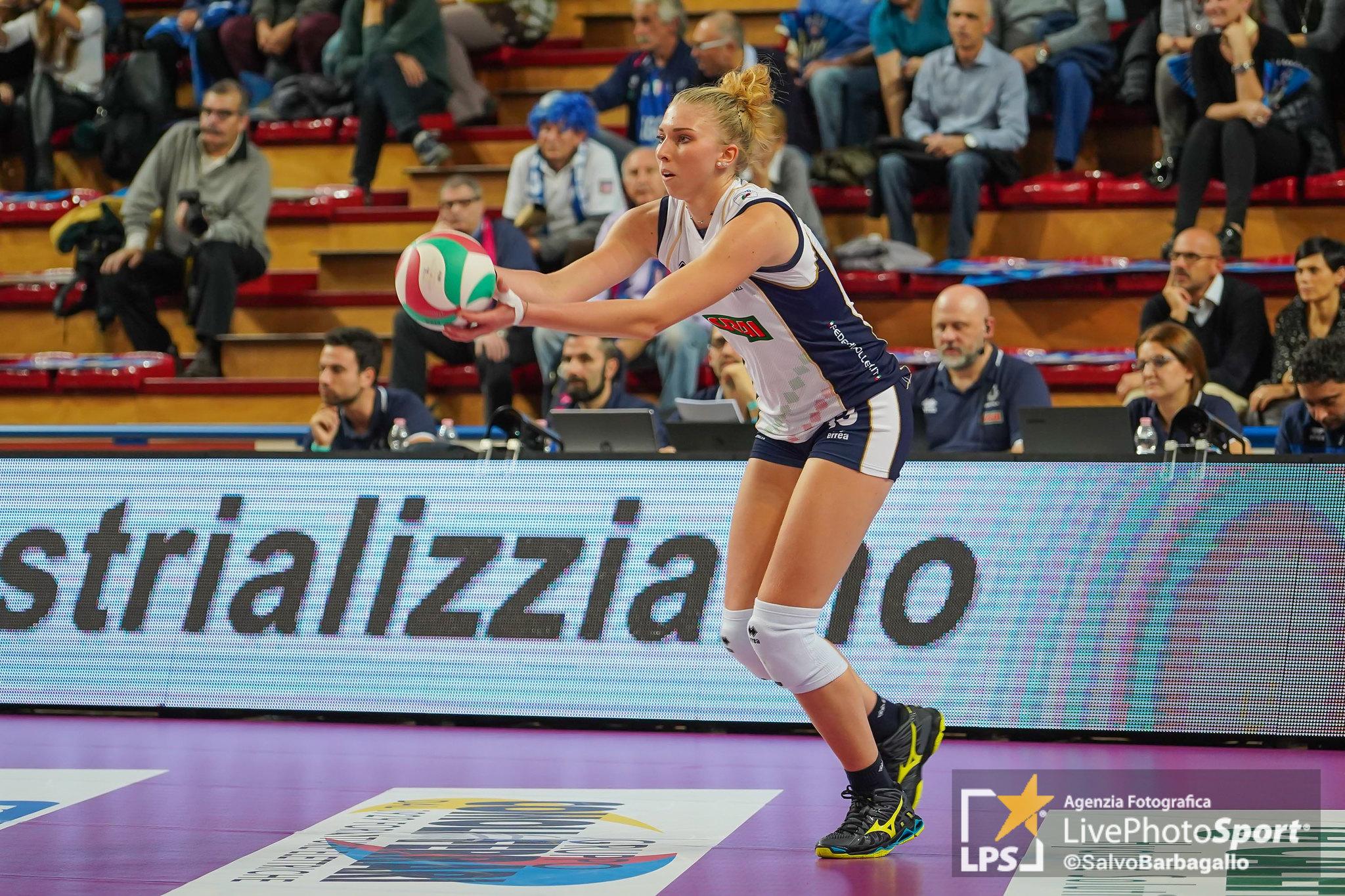 Igor Gorgonzola Novara vs Club Italia Crai