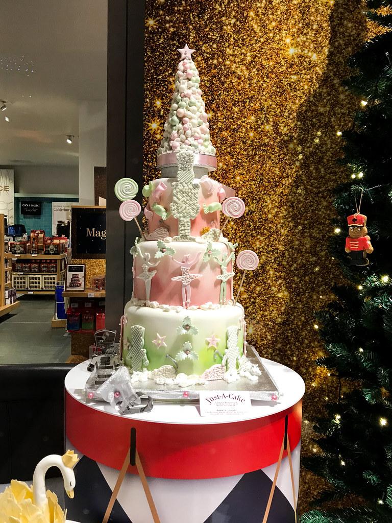 Lakeland Christmas Cake