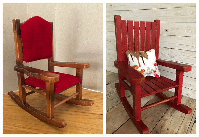 Rocker: Before and After