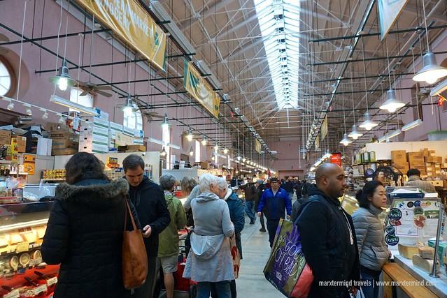 Eastern Market Tour in Washington DC