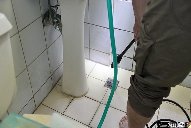 好師傅居家清潔浴廁隱形止滑地板6