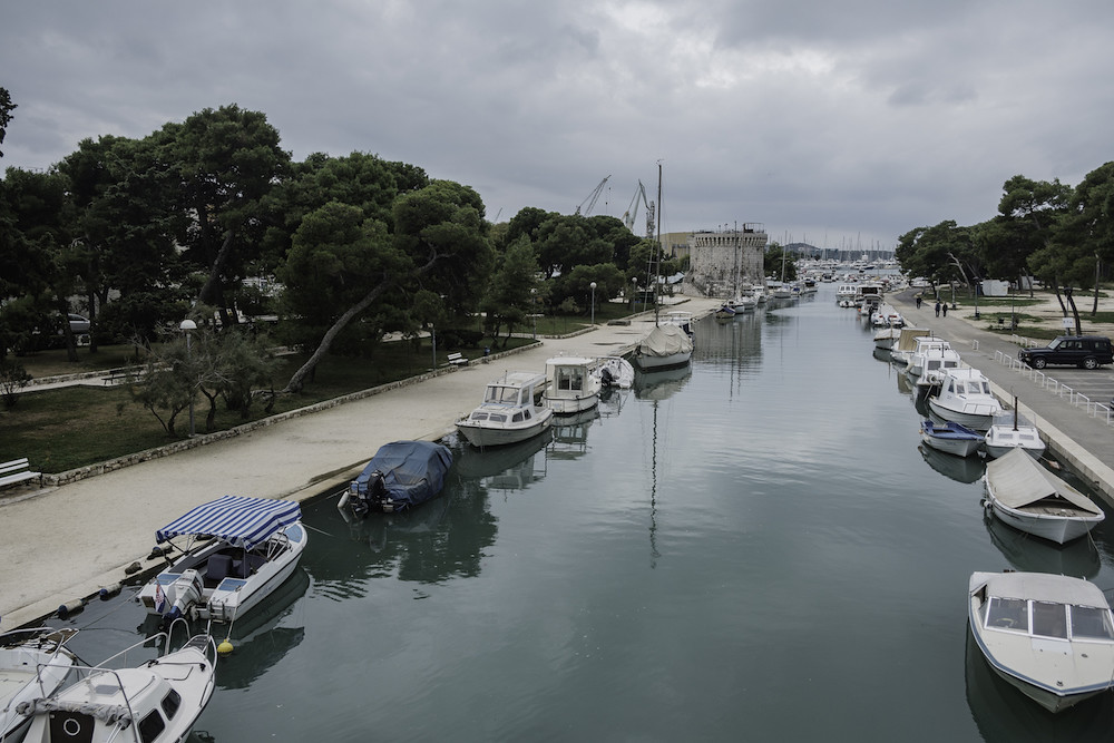 Хорватия, Трогир и Шибеник - в Хорватии есть своя Венеция. Правда?