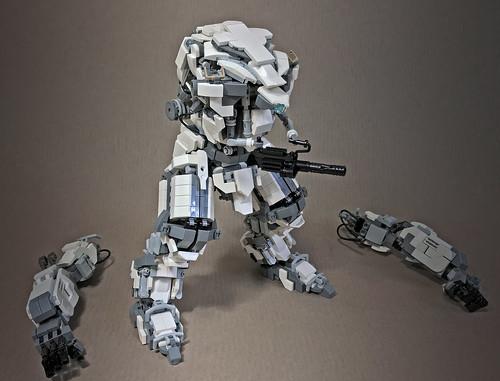 LEGO Robot Mk17-17