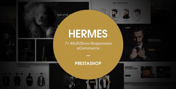 Hermes - Responsive Prestashop Theme