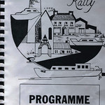 25th Shannon Boat Rally 1985 DA