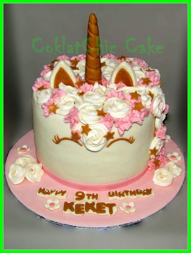 Cake Unicorn KEKET 20 cm