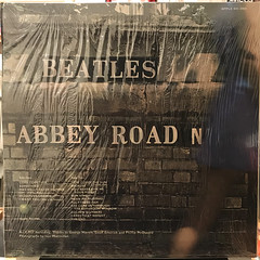 THE BEATLES:ABBEY ROAD(JACKET B)