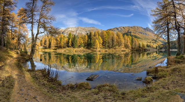 *Swiss autumn dream*
