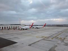 Terminal 2G un dimanche matin 9h