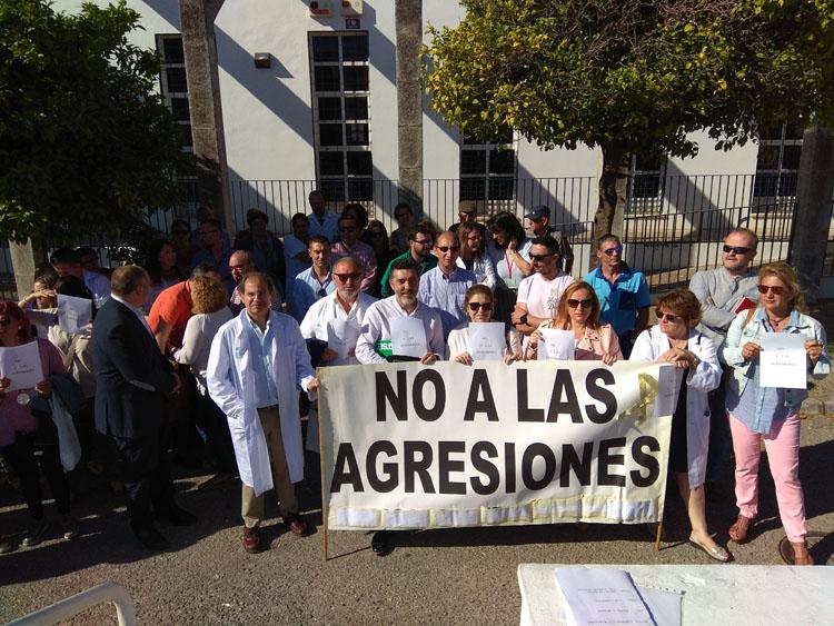 CCOO denuncia que se repiten las agresiones en el centro de salud Algeciras Norte