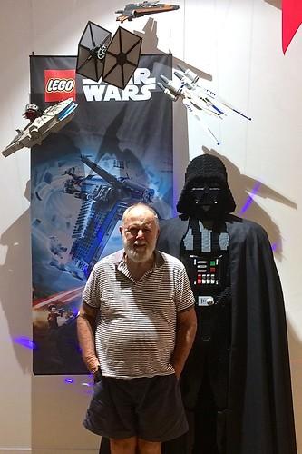 Paul Weaver & Darth 15 Novemeber 2018