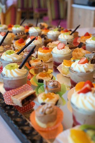 Dessertbuffet Glocknerhof