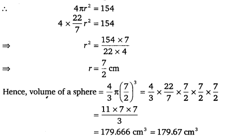 NCERT Solutions for Class 9 Maths Chapter 13 Surface Area and Volumes 63