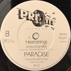 PARADISE:HEARTSTRINGS(LABEL SIDE-B)