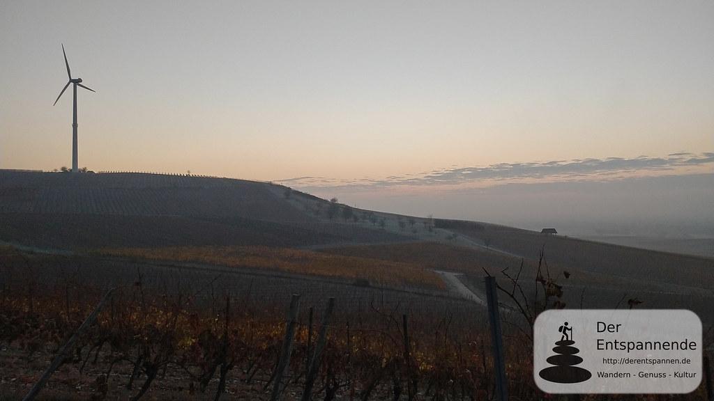 SunriseRun auf den Selzer Berg