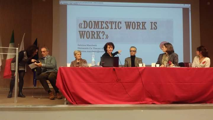 2018-11-24~25 Italy: ACLI COLF Assembly