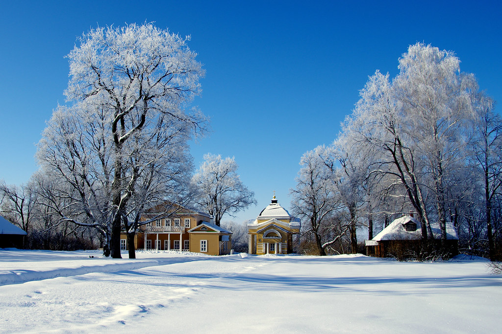 Барский дом, музей «Тарханы»