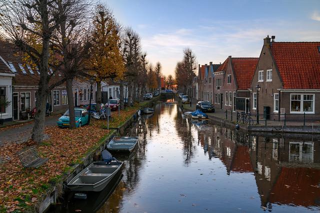 November in Monnickendam, Nikon D850, Sigma 24-105mm F4 DG OS HSM