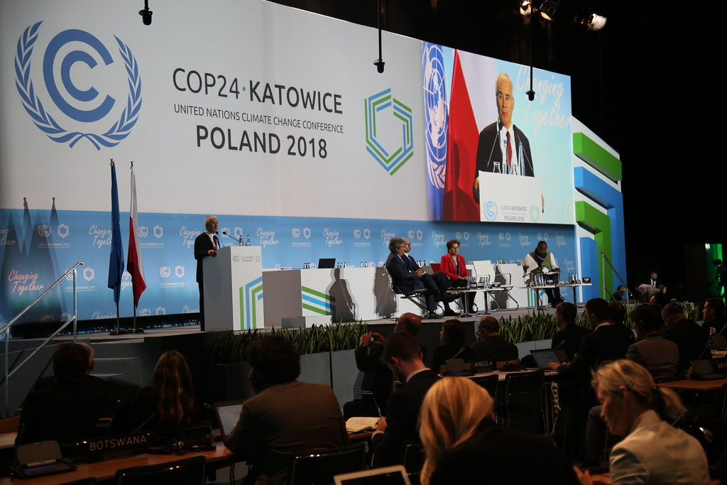 3rd High Level Ministerial Dialogue on Climate Finance at COP24 UN Climate Talks