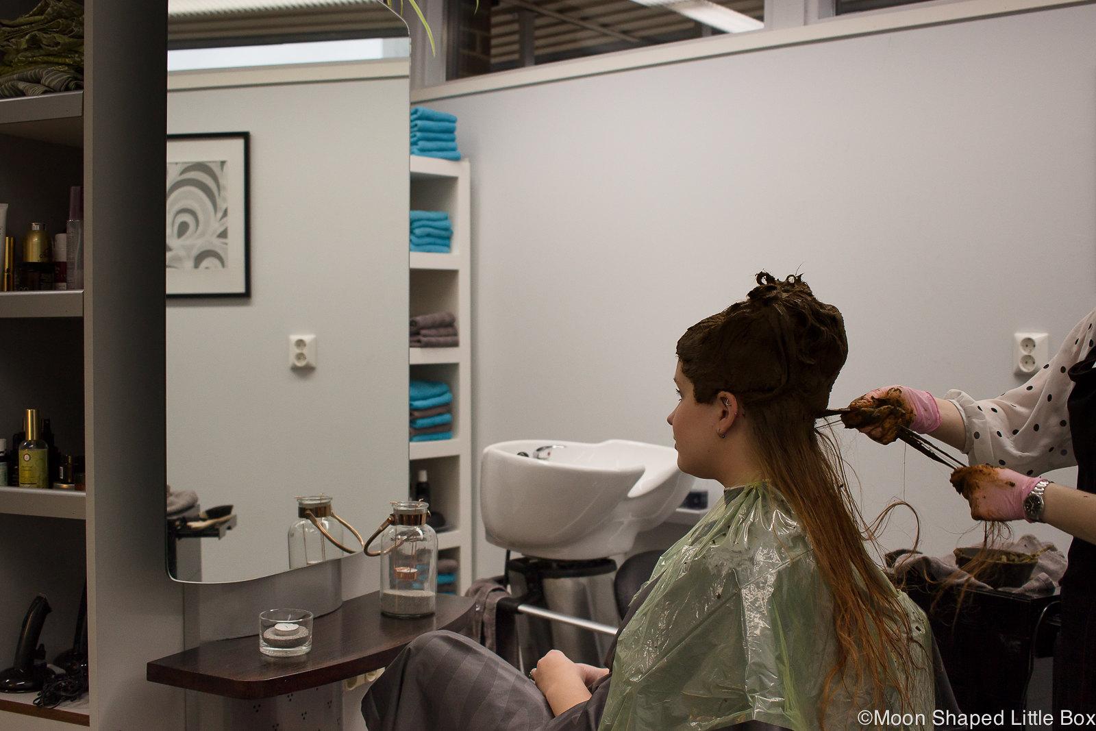 Kasvivärjätyt hiukset, kasvivärjäys kokemuksia, kasvivärjäys, Joensuu, Eco Beauty, Eco Beauty Hair, Eco Beauty Milla, kampaamo, ekokampaamo
