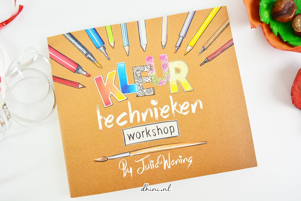 Boek Kleur technieken Workshop