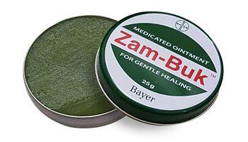 ZAMBUK SALEP 25 GR