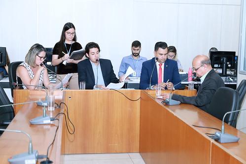 41ª Reunião Ordinária - Comissão de Legislação e Justiça